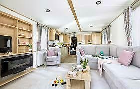 2 Bedroom Static Caravan For Sale In The Countryside Congleton Cheshire LOW FEES