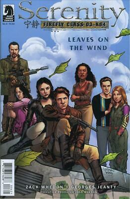 Serenity: Firefly Class 03-K64—Leaves on the Wind #6A VF/NM; Dark Horse | save o