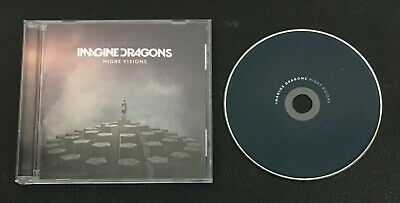 Night Visions by Imagine Dragons  AUDIO CD