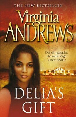 Delia's Gift (Delia Trilogy 3) by Andrews, Virginia Hardback Book The Fast Free