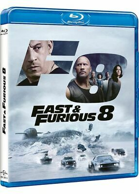 Blu-Ray - Fast and Furious 8 - Sous Blister
