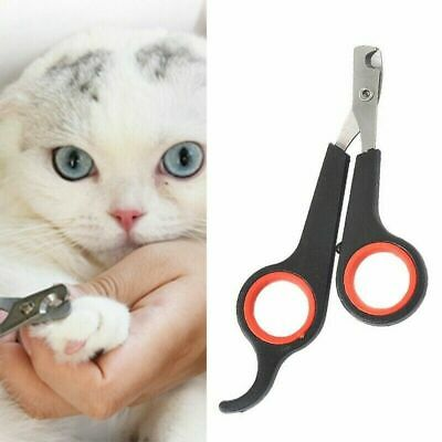 Professional Dog Clippers Pet Grooming Scissor Tool Cat Nail Toe Claw Cutter
