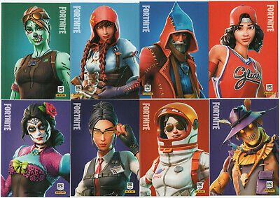 Panini Fortnite Serie 1 Trading Cards - Epic Outfit zum Aussuchen