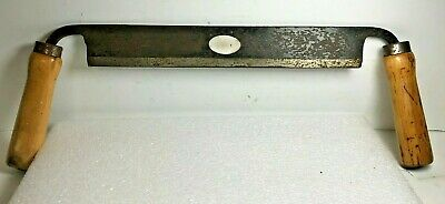Vintage Draw Shave Knife Straight Draw Woodworking Tool  (A004)