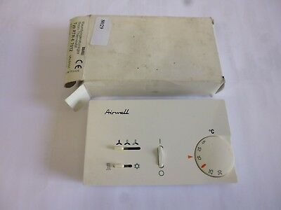 RTR-E-7012 Airwell Thermostat électronique 2 pipe thermostat 230VAC RTRE7012