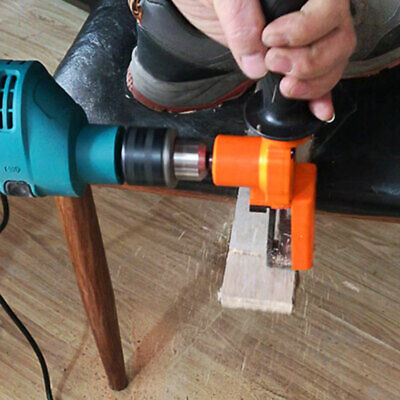 Cordless Reciprocating Saw Metal Cutting Tool Electric Drill Attachment w/ Blade