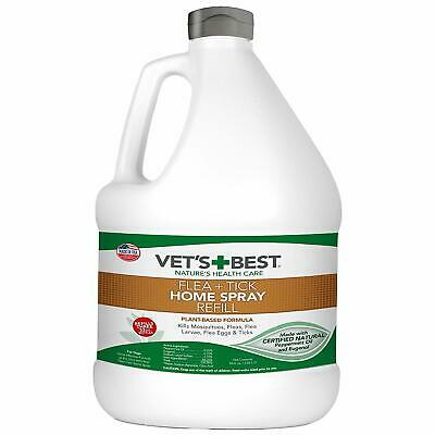 Flea and Tick Home Spray | Flea Treatment for Dogs and Home, 96Oz, Fast Delivery