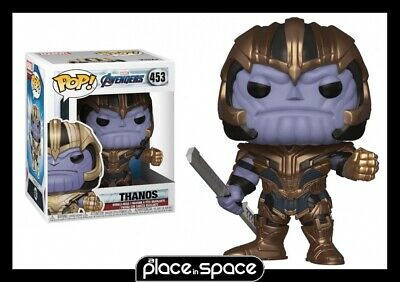 Marvel:avengers Endgame - Thanos Funko Pop! Vinyl Figure #453