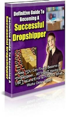 Successful Drop-shipper With Master Resell Rights PDF E book+10 Ebooks Free
