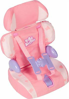 Casdon Baby Huggles Car Booster seat Role Play Doll Accessory Toy/Gift  -BN