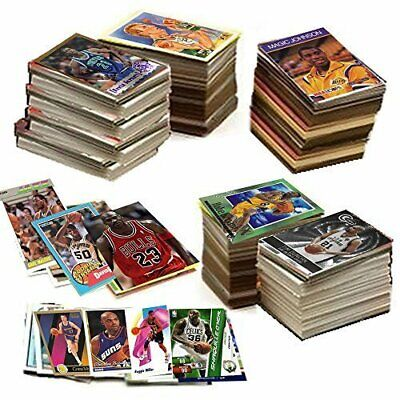 1800 Basketball Cards Including Rookies, Stars, Hall-of-famers. Plus Three Packs