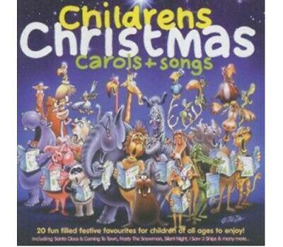 [Music CD] Childrens Christmas Carols & Songs