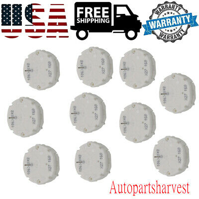 10 X27 168 For GM GMC Chevrolet Chevy Pontiac Cadillac Cluster Stepper Motors