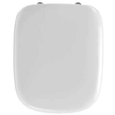 Super Twyford Md7815Wh White Moda Toilet Seat And Cover With Machost Co Dining Chair Design Ideas Machostcouk