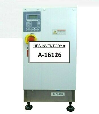 H-2000 SMC INR-498-012D-X007 Thermo Chiller HX AMAT 0190-27732 Tested Working