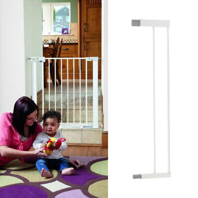 "5.5"" Pet Indoor Fence Safety Gate Width Expandable Door Child Toddler Protection"