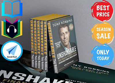 Unshakeable-Your Financial Freedom Playbook-by Tony Robbins 2017-(Audiobook)