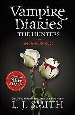 The Vampire Diaries: 9: Moonsong: 2/3, J Smith, L, Used; Good Book