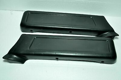 Suzuki Sj413 Sj410 Rear Bumper Protector Cover Cap Set Of 2 Left & Right Samurai