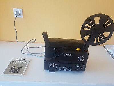Proyector Antiguo Sankyo Sound-700/501 Super 8 Single 8