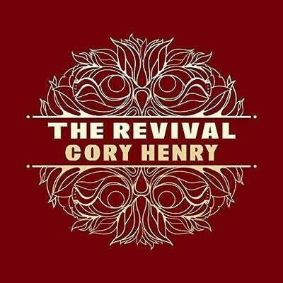 The Revival, Cory Henry, Audio CD, New, FREE & Fast Delivery