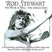 You Wear It Well - The Collection, Rod Stewart, Audio CD, New, FREE & FAST Deliv