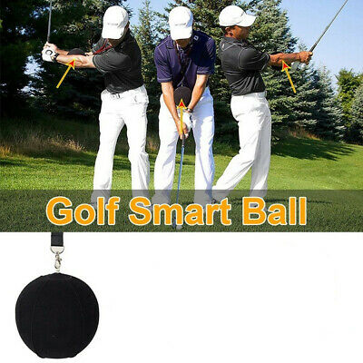 Smart Ball Golf Training Swing Teaching Aid Portable Lightweight S2I1O