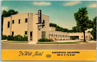 Oklahoma, US States, Cities & Towns, Postcards, Collectibles