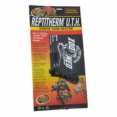 """Zoo Med Repti Therm Under Tank Reptile Heater 24 Watts - 18"""" Long x 8"""" Wide"""