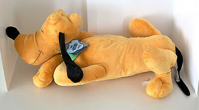 Disney Parks Dream Friends Sleeping  Pluto the Dog 18 inch Plush Doll NEW