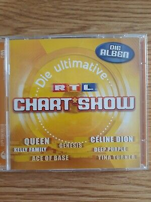CD Die Ultimative RTL Chart Show