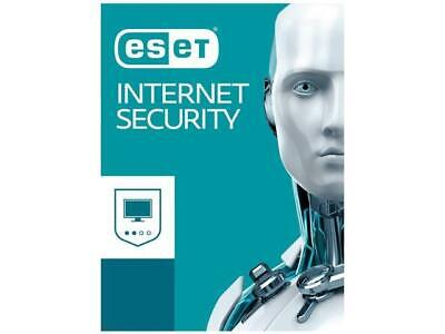 Eset INTERNET SECURITY 2019 3PC 1 YEAR / GLOBAL KEY / Quick Delivery/ SALE 4.20$