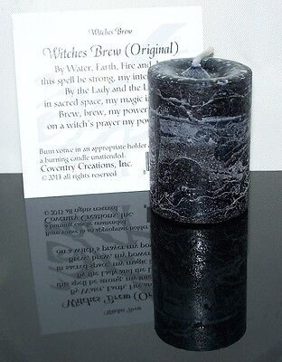 Witches Brew Candles Coventry Creations Power Protection votives Wicca