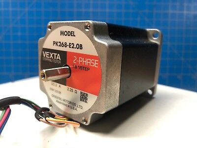 Stepping Motor - Oriental Motor Co Vexta (PK268-E2.0B) / 2-Phase, 1.8-deg Step