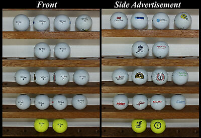 16 Collectible Vintage Golf Balls Advertising Packers Wilson TC2 Tour Distance