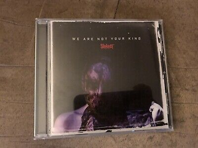 Slipknot **We Are Not Your Kind **BRAND NEW CD EXPLICIT VERSION
