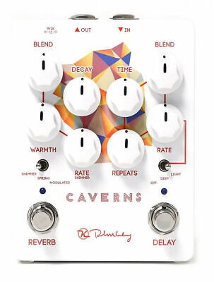 Keeley Caverns V2 BRAND NEW WITH WARRANTY! FREE 2-3 DAY SHIPPING IN THE U.S.!