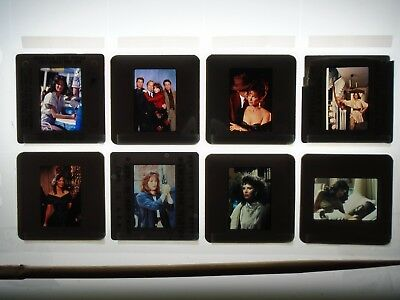 JACLYN SMITH CHARLIE'S ANGELS #2 color SLIDE/TRANPARENCY LOT promo movie photo