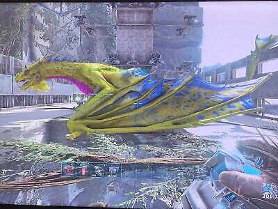 ARK XBOX ONE 1 PvP Official 212 Unleveled Red Event Griffin