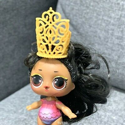 Real LOL Surprise Dolls Her Majesty Hair Goals series 5 Toys Gifts for girls