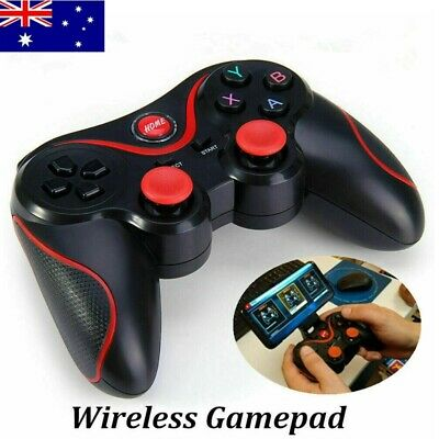 Wireless Gamepad Game Handle Controller for Android IOS Smart Phone PC TV Box AU