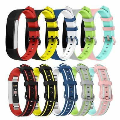 Strap Watch Bracelet Buckle Soft Silicone Band for FitBit Alta, Alta HR & Ace
