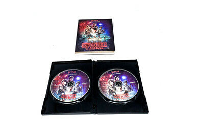 Stranger Things The Complete Seasons 1-2 (DVD,2017,5-Disc Box Set) compatible
