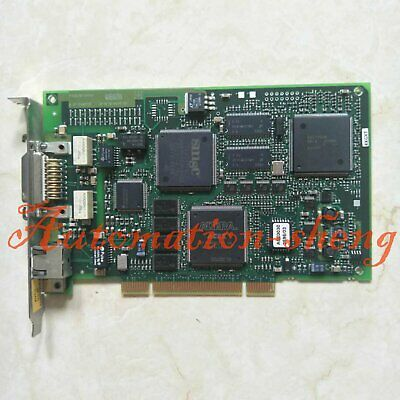 1PCS Used Siemens 6GK1161-3AA01 CP1613 communication Ethernet card Tested Good