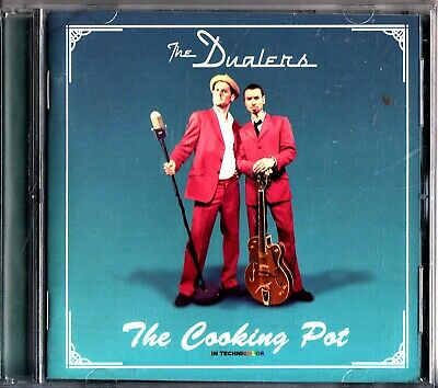 THE DUALERS -The Cooking Pot CD 2009 (Mod/Ska/Reggae) Point Of No Return