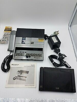 Vintage Dictaphone ExecTalk Voice Processing System