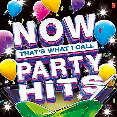 NOW Thats What I Call Party Hits, Various Artists, Used; Good CD