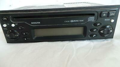 NISSAN PATROL Radio/CD/Stereo Head Unit Mk 3 01 02 03 04 05 06 07 08 09 10