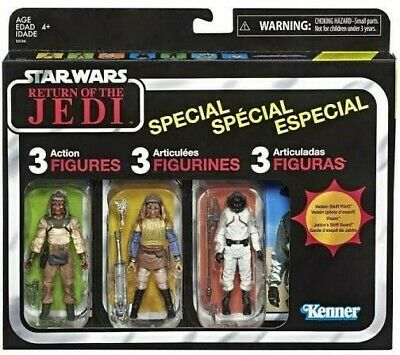 Star Wars Vintage Collection Skiff Guard 3 Pack Action Figure Set IN STOCK NOW!