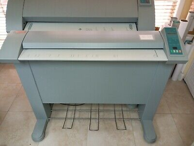 OCE TDS 400/TDS 600/9400/7055 Cleaning System with a new ... Oce Tds Wiring Diagram on